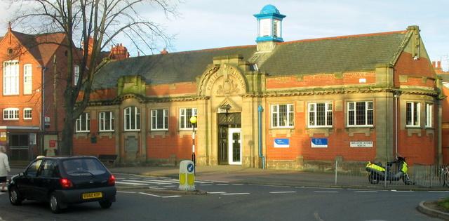 Earlsdon Library