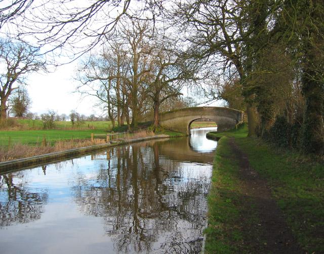Starkey's Bridge on the Shropshire Union