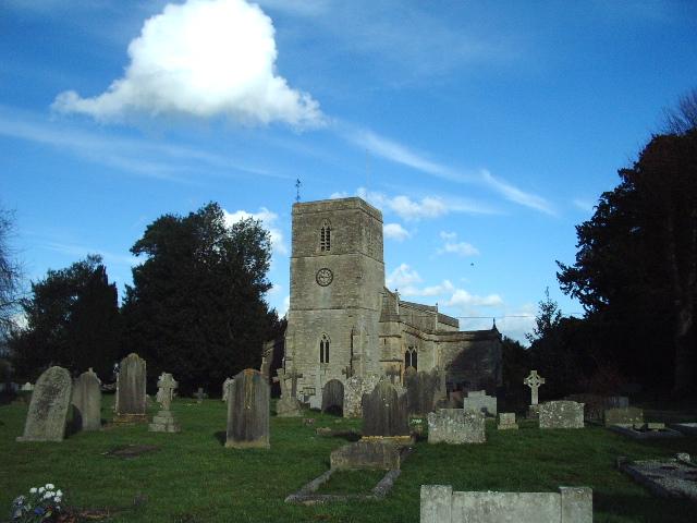 St Mary's Church, Chesterton