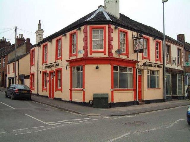 Sutherland Arms, Stoke