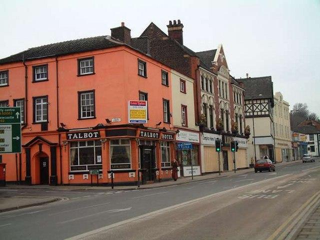 Talbot Hotel - Stoke