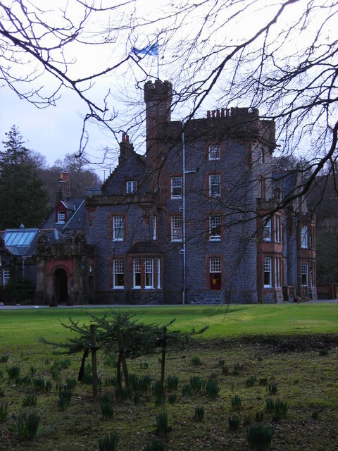 The Isle of Eriska Hotel
