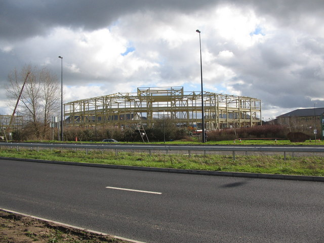 New development at Bristol Business Park