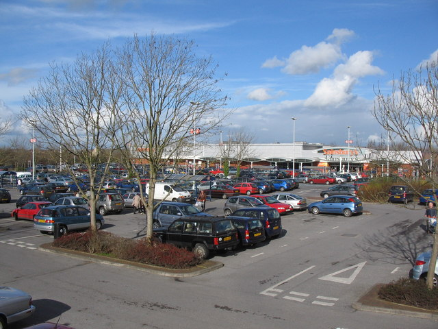 Superstore at Harry Stoke