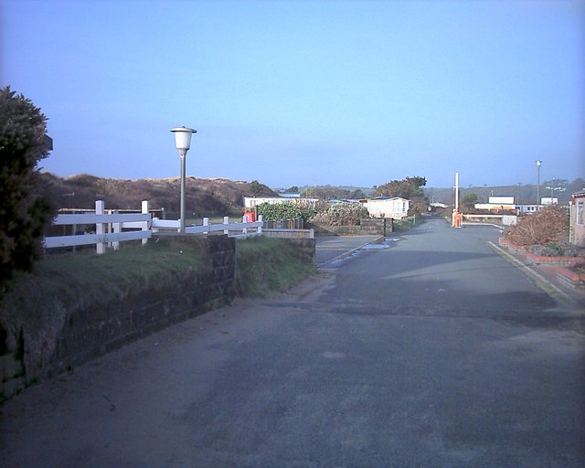 Abererch Sands Caravan Site