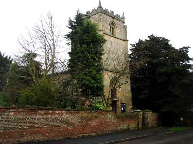 St Andrew's Church, Boynton