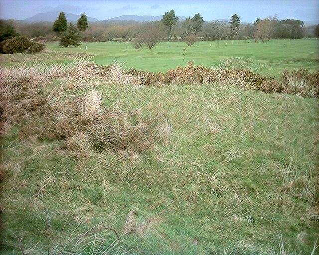 Cwrs Golff Pwllheli Golf Course