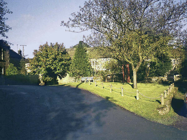 West Scrafton village green