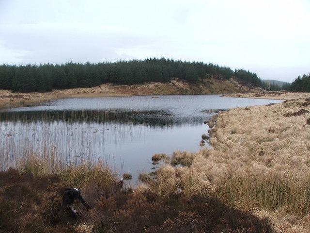 Loch Breacam.