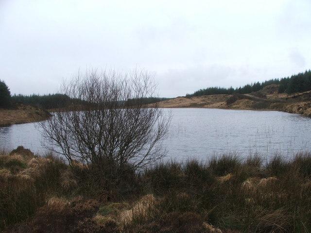 Loch nan Geadh.