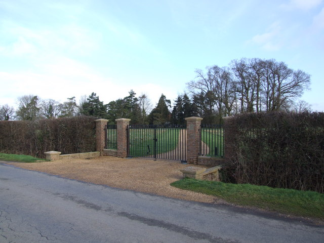 Gateway to High Park Farm