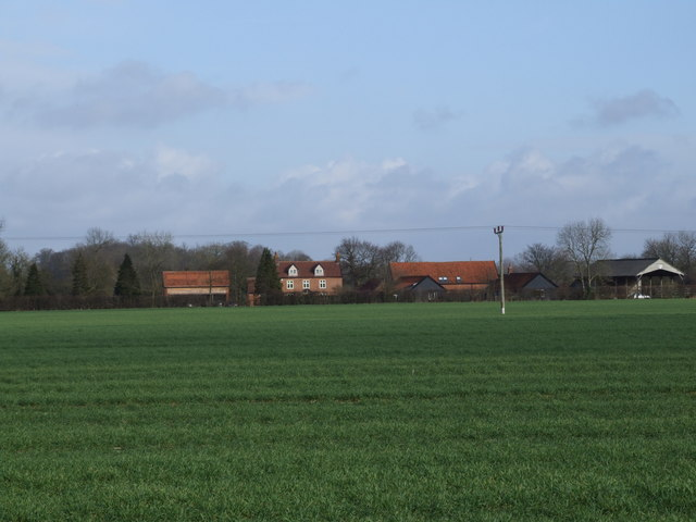 Church Farm, Wattlefield