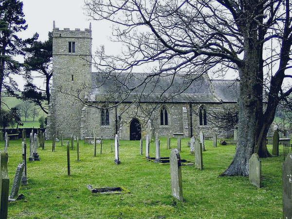 Coverham church