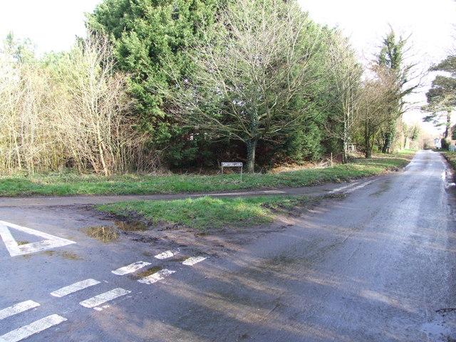 Sawyers Lane Junction, Suton