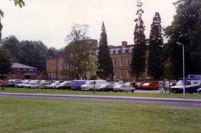 South Hill Park Arts Centre, Bracknell, 1986