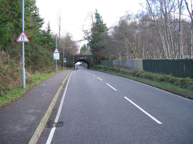 Balloch railway bridge