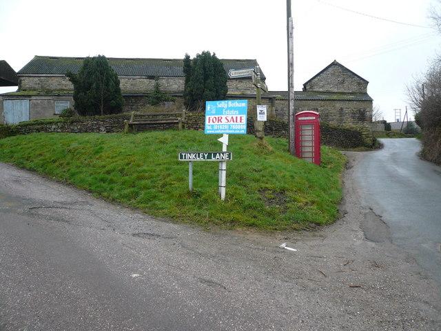 Tinkley Lane - Alton