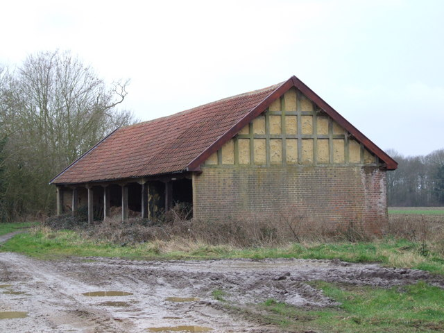Old Timber Barn, Fundenhall Street