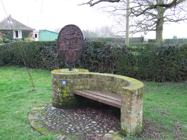 Seat and Village Sign, Fundenhall