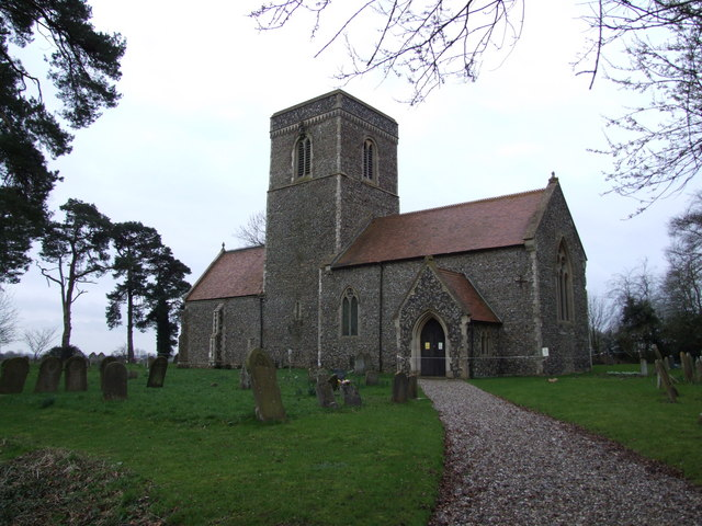 Fundenhall Church