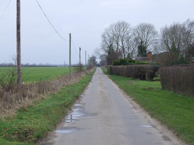 Traice Road