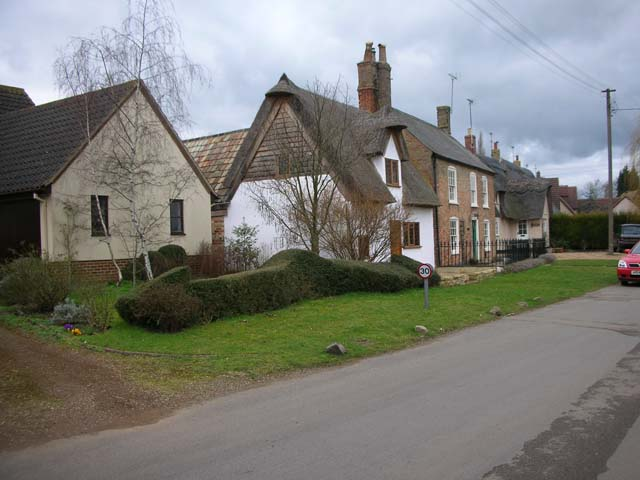 Cottages in Molesworth
