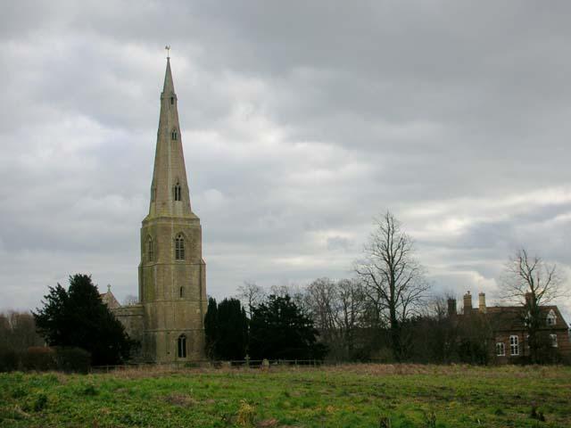 Brington Church
