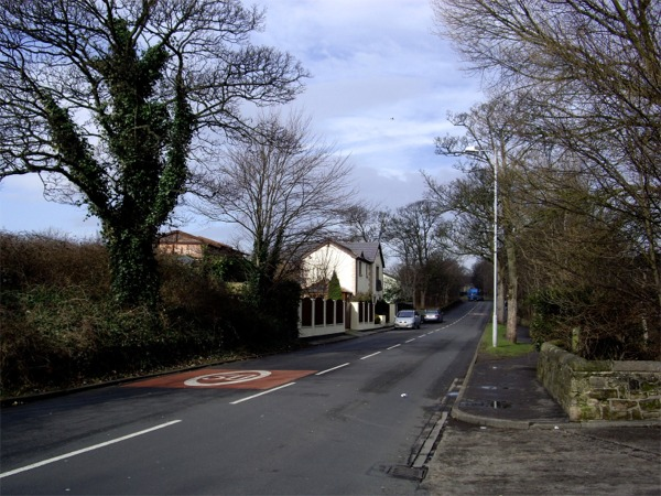Damfield Lane, Maghull