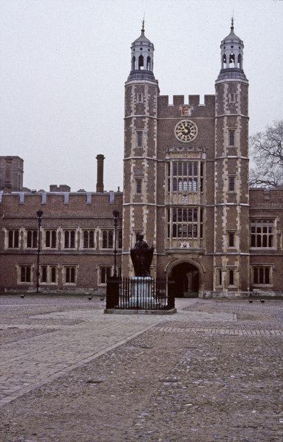 Eton College, Windsor, Berkshire