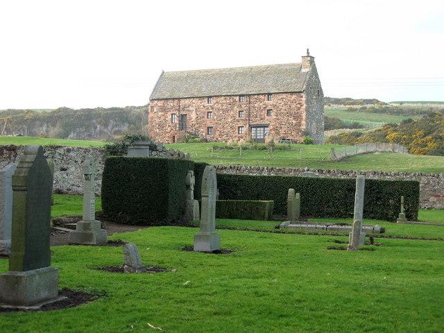 Tithe Barn, Whitekirk