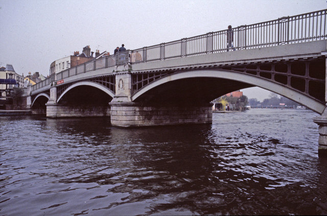 Windsor Bridge, Windsor, Berkshire