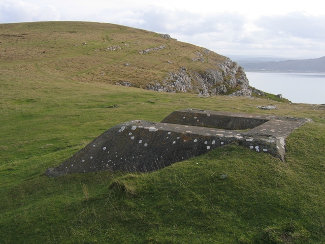 Gun Emplacement on the Great Orme?
