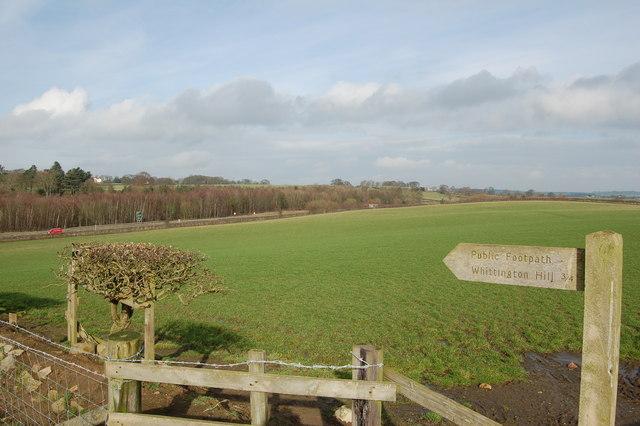 A69 near North Acomb