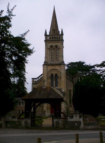 Shaw Church