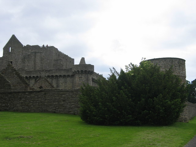 Craigmillar Castle and Doocot