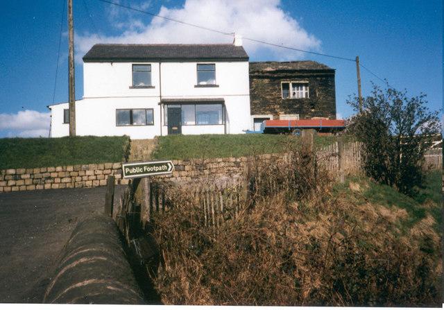Claylands Head, Milnrow : Circa 1985