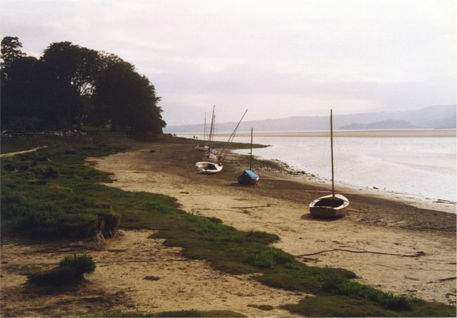 Foreshore on Kent estuary