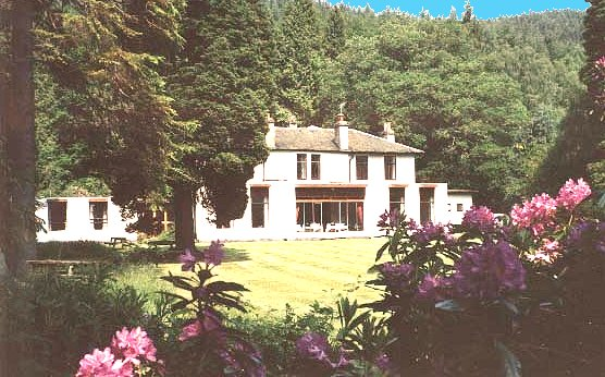 Craigdarroch Lodge