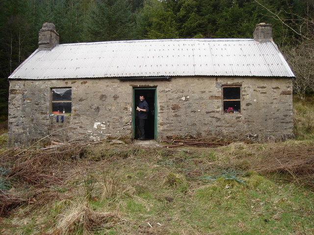 Resourie bothy