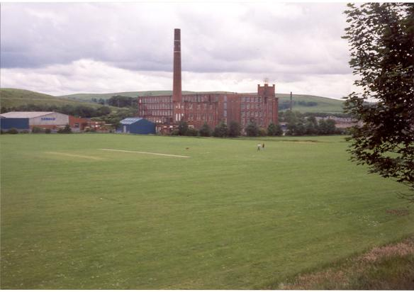 Butterworth Hall Mill : 1996