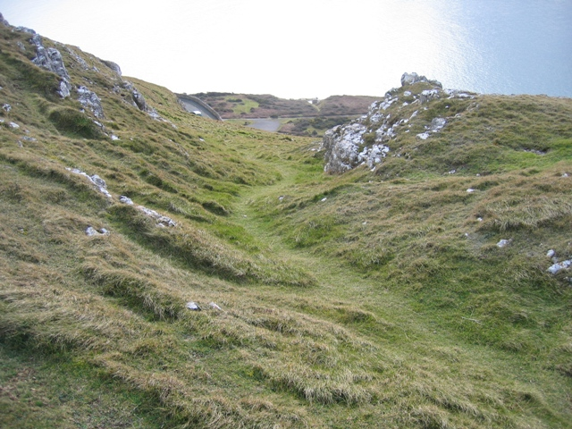 Footpath on the Great Orme