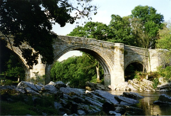 Bridge over the Lune, Kirkby Lonsdale