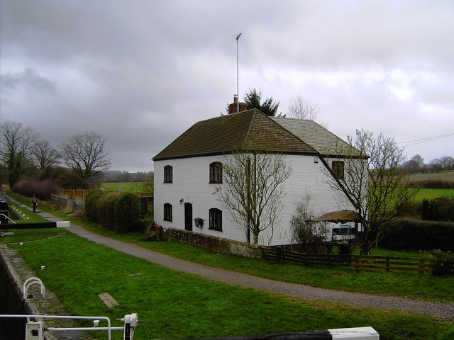 Lock-keeper's cottage, Wootton Rivers, Wiltshire
