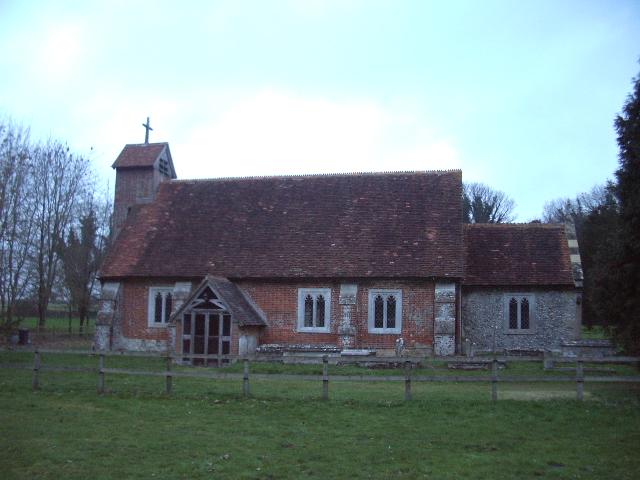 St James' Church, Hunton