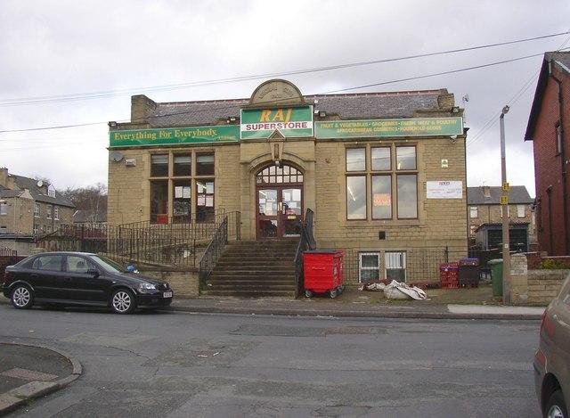 Raj Superstore, Cobcroft Street, Fartown, Huddersfield