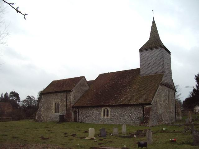 St Mary's and St Michael's Church, Stoke Charity