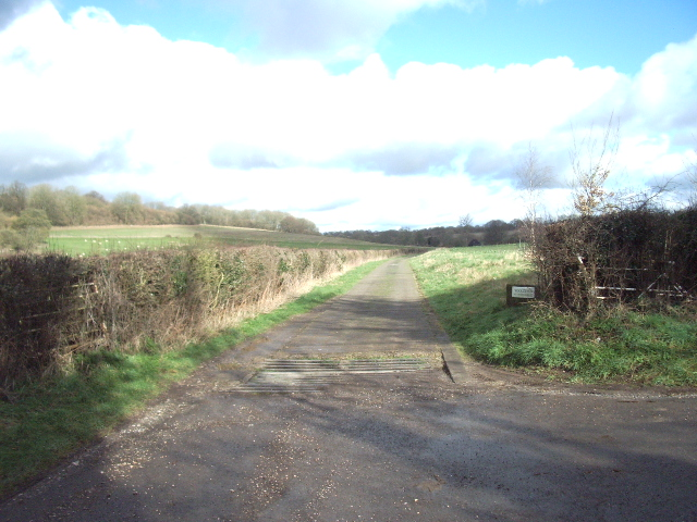 The Road to Woolding Farm