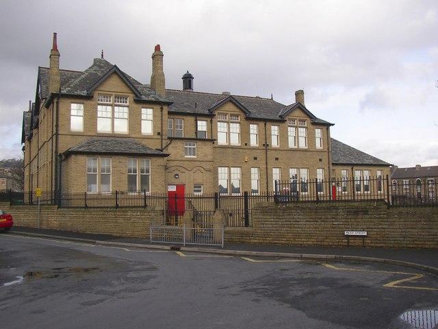 School, Mead Street, Fartown, Huddersfield