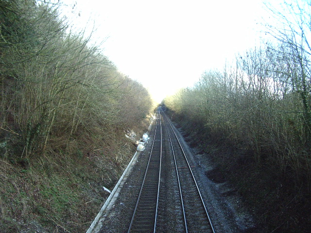 Andover to Basingstoke Railway