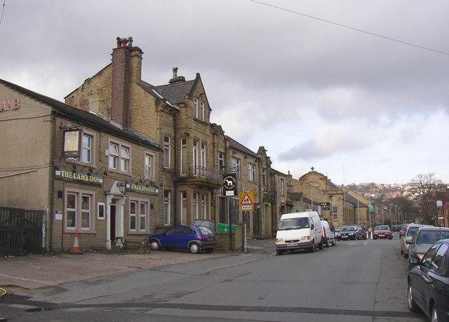 Halifax Old Road, Fartown, Huddersfield